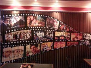 Bollywood ishtyle wall